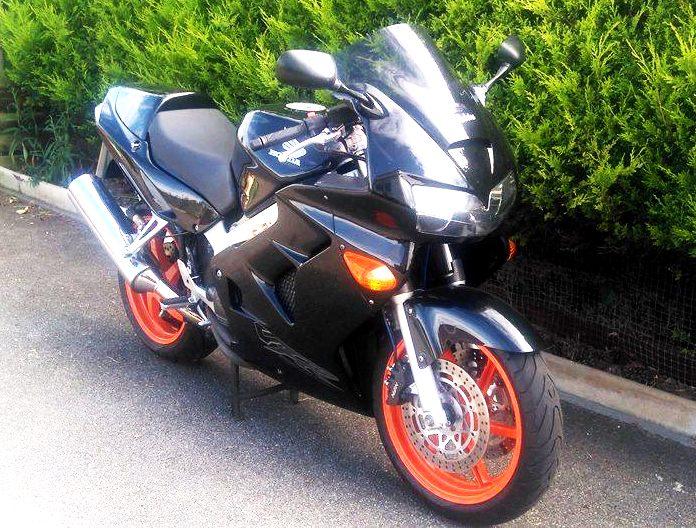 mijn > Honda VFR 800 Fi Y