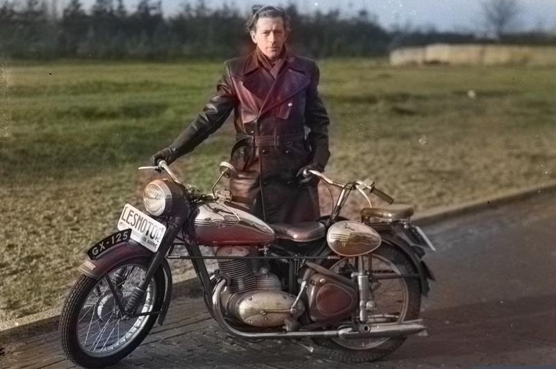 lesmotor Jawa 1949